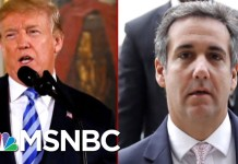 Michael Avenatti: Michael Cohen Has 'Multiple' Recordings Of President Trump | Deadline | MSNBC