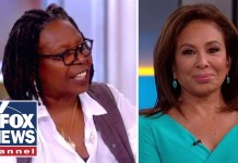 Judge Jeanine on her explosive exchange on 'The View'