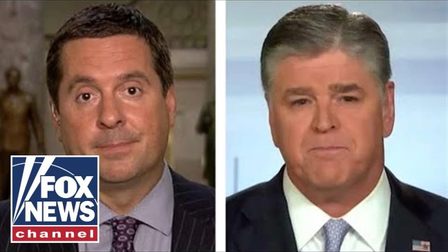 Nunes on warning Obama administration about Russia
