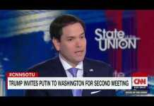 Rubio: Trump should be 'clear-eyed' on who Putin really is