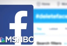 What Impact Will Facebook's Stock Plunging Have On The Markets?   Velshi & Ruhle   MSNBC