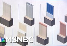For Fact's Sake: Trump's Border Wall Is Not Actually Under Construction   Velshi & Ruhle   MSNBC