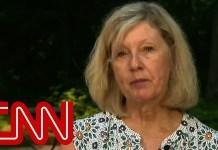 Widow of Capital Gazette shooting victim speaks out