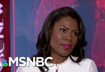 Full Interview: Omarosa Releases Tape Of Lara Trump Offering Campaign Job | Craig Melvin | MSNBC