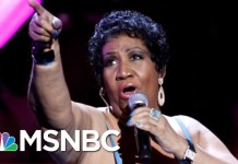 Rep. Lewis: Aretha Franklin's Music Gave Life To Civil Rights Movement   Andrea Mitchell   MSNBC