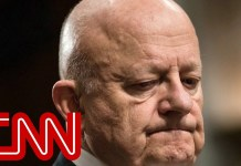 Clapper: I don't plan to stop speaking about this administration