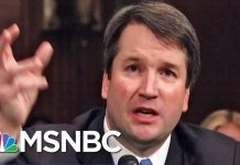 How Conservative Voters Might Affect Brett Kavanaugh's Confirmation | Velshi & Ruhle | MSNBC