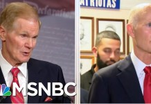 Intelligence Sources Confirm Sen. Bill Nelson's Claim Of Russia Election Hacking | MTP Daily | MSNBC