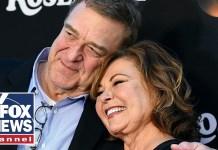 John Goodman defends Roseanne Barr