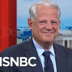 Former Congressman Asks: Is President Donald Trump Colluding With Dems? | Morning Joe | MSNBC