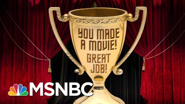 New Oscars Award: Wookie Of The Year | MTP Daily | MSNBC