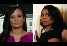 Pierson denies Omarosa's claim that Trump used racial slur