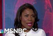 Vanity Fair: President Donald Trump Wants Omarosa Manigault 'Arrested'   Hardball   MSNBC