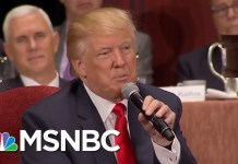 President Donald Trump Promised He'd Only Hire 'The Best People.' Did He? | Velshi & Ruhle | MSNBC