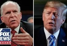 Trump says he 'doesn't trust' Obama-era intel officials
