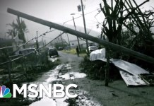 One Year After Hurricane Maria, Here's Where Things Stand Now | Velshi & Ruhle | MSNBC