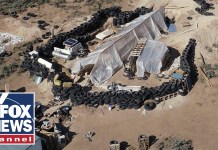FBI arrests five residents of New Mexico compound