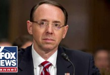 Growing calls for Rod Rosenstein to testify before Congress