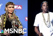 How Celebrities Are Embracing Politics In The President Trump Era | The Beat With Ari Melber | MSNBC