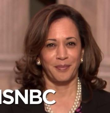 Senator Kamala Harris: Postpone The Brett Kavanaugh Hearings | All In | MSNBC