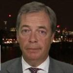 Nigel Farage reacts to Trump trading barbs with Iran