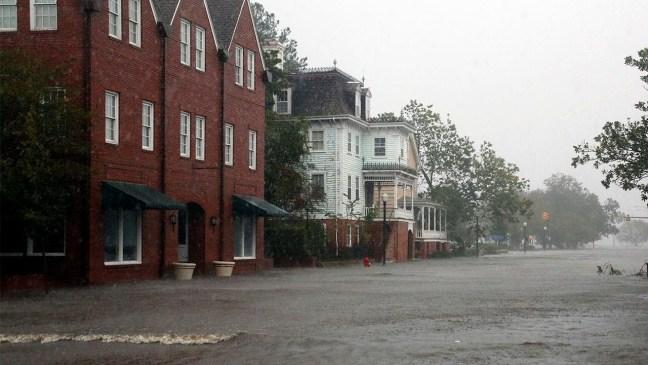 North Carolina congressman on response to Florence flooding