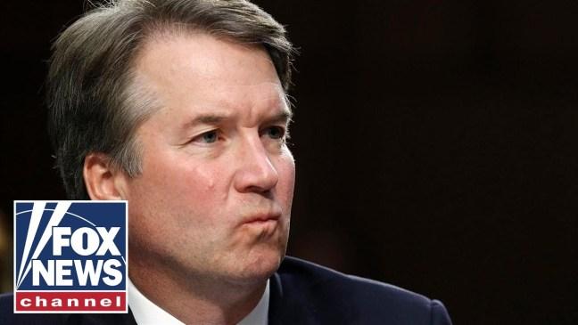 Political battle over Kavanaugh assault allegation
