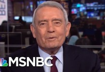 Dan Rather: President Trump Era Is 'A Wormhole Of The Absurd' | The Beat With Ari Melber | MSNBC