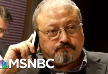 Pompeo: Saudis Should Finish Jamal Khashoggi Investigation Before We Act | Velshi & Ruhle | MSNBC