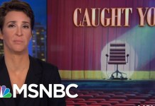 E-mail Revelation Puts Neat Bow On President Donald Trump FBI HQ Scandal | Rachel Maddow | MSNBC