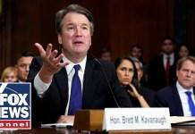 ACLU compares Kavanaugh to Cosby, Weinstein