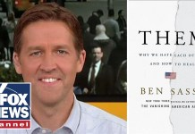 Ben Sasse calls on Americans to reconnect in 'Them'