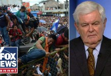 Gingrich: Caravan is an attack on US sovereignty