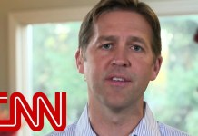 Sasse: Trump joking about attack on journalist not OK
