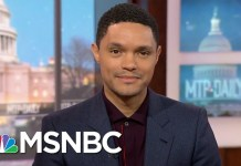 Trevor Noah: 'The Best Comedy Is Informed By The Truth' | MTP Daily | MSNBC