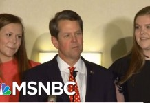 Brian Kemp Holding Up 53K Voter Registrations As He Runs For Governor | Rachel Maddow | MSNBC