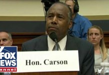 Ben Carson High considers name change over 'Trump ties'