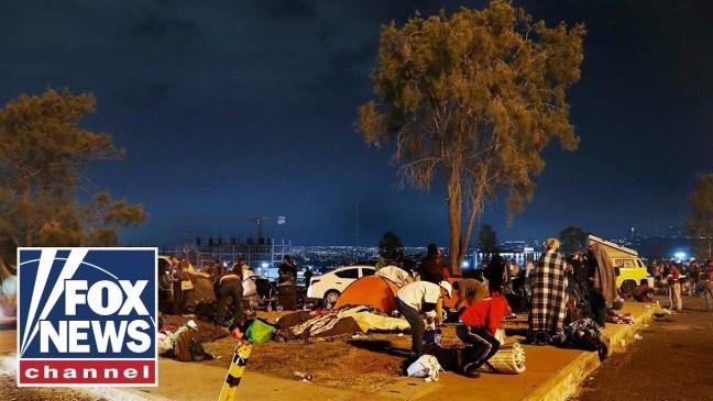 Caravan begins next leg of journey toward US border