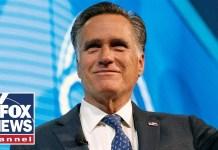 Live: Romney gives victory speech after winning Utah Senate seat
