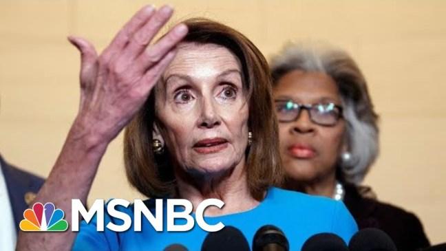 Nancy Pelosi Passes Hurdle As House Dems Elect Her As Speaker Nominee | Velshi & Ruhle | MSNBC