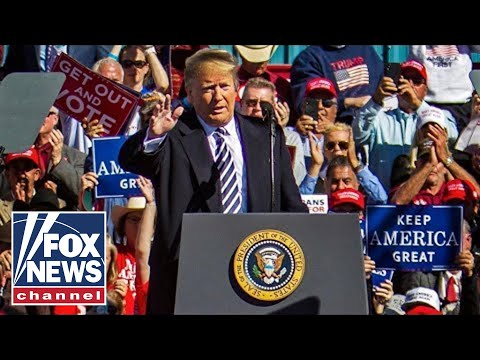 Trump holds 'MAGA' rally in West Virginia