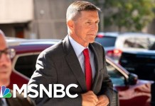 Mueller Team: Michael Flynn Knows He Should Not Lie To Federal Agents | Velshi & Ruhle | MSNBC