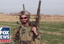 Decorated US military hero charged with murder
