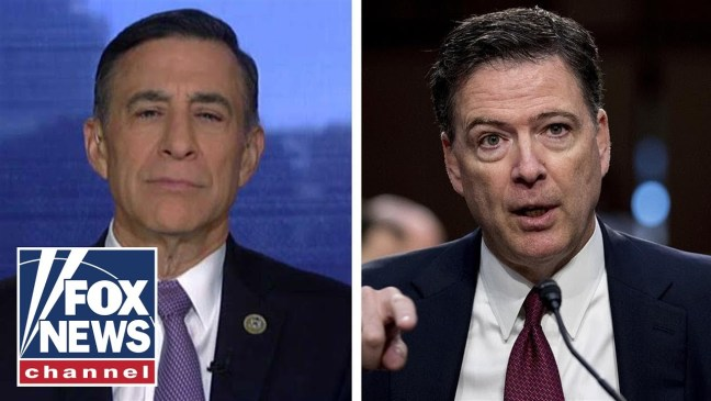 Issa: FBI attorney blocked Comey from answering questions