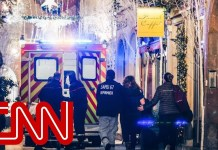 Manhunt continues for Strasbourg shooting suspect
