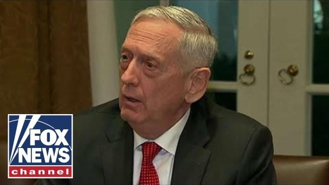 Pentagon expecting more resignations following Mattis