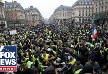 Protests continue in France despite concessions from Macron