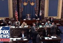 Senate passes resolution to end US involvement in Yemen war