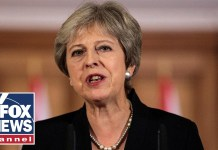 Watch Live: Theresa May speaks after surviving no-confidence vote