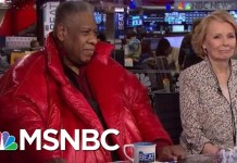 Andre Talley Slams Fox Over Trumpian Attack On Michelle Obama | The Beat With Ari Melber | MSNBC